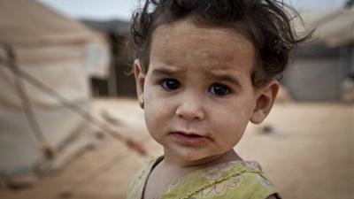 crianca siria